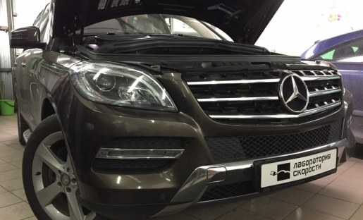 Mercedes Benz ML350 3.0d 258 2012