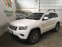 Чип-тюнинг Jeep Grand Cherokee 3.0 CRDI