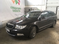 Чип-тюнинг Skoda Superb 2.0TDI
