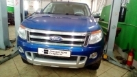Чиптюнинг Ford Ranger 3.2 TDCi 200hp