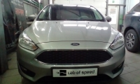 Ford Focus 3gen rest 1.6 Ti-VCT PowerShift 105 л.с. 2016