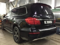 Mercedes GL350 CDI 3.0 243hp 2014