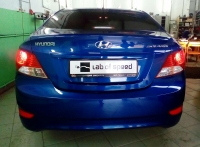 Hyundai Solaris 1gen 1.6 AT (123 л. с.) 2013