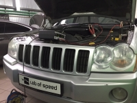 Jeep Grand Cherokee 3.7i 212hp 2005