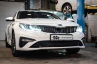 Kia Optima 2.0 AT 150hp 2019