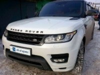 Чип-тюнинг Land Rover Range Rover 5.0 Supercharged 510hp