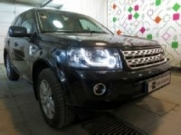 Чип-тюнинг Land Rover Freelander II 2.2 SD4 190hp
