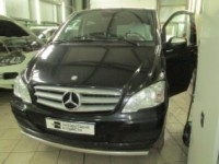 Чип-тюнинг Mercedes Benz Viano 639 2.2 CDI 136hp AT 2011 года выпуска