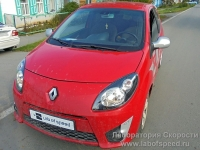 Чип-тюнинг Renault Twingo GT 1.2 turbo 101hp