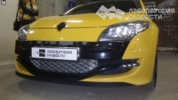 Чип-тюнинг Renault Megane RS 2.0 turbo 250hp