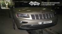 Отключение SCR (AdBlue) на Jeep Grand Cherokee 3.0 CRD 243hp