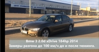 Bmw 3 2.0d xDrive 184hp 2014