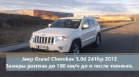 Jeep Grand Cherokee 3.0d 241hp 2012