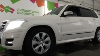 Mercedes Benz GLK 220 CDi 2.2 2011 170 Hp