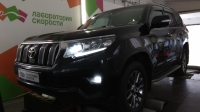 Toyota Land Cruiser Prado 2.8d 177 Hp 2018
