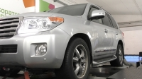 Toyota Land Cruiser 200 450d 235 Hp