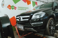 Mercedes Benz GL 350d 249 л.с 2014