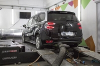 Citroen C4 Picasso 2gen rest 2017my 1.6 BlueHDi AT 120 л.с.